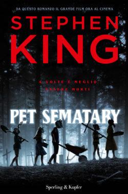 PET SEMATARY Book Cover