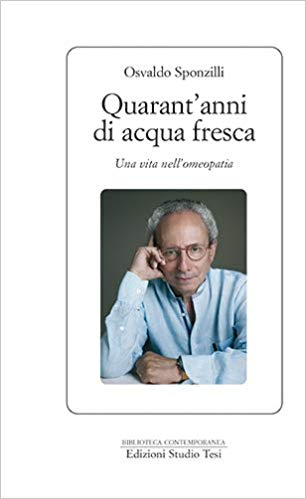 QUARANT'ANNI DI ACQUA FRESCA Book Cover