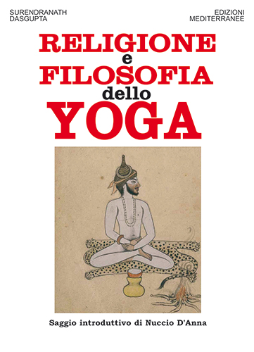 RELIGIONE E FILOSOFIA DELLO YOGA Book Cover