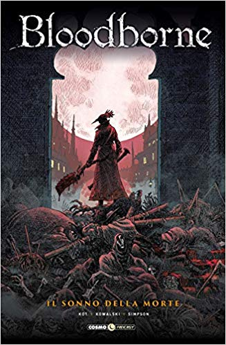Bloodborne: 1 Book Cover
