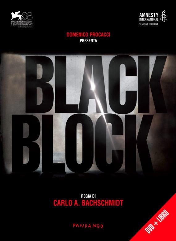 BLACK BLOCK Book Cover