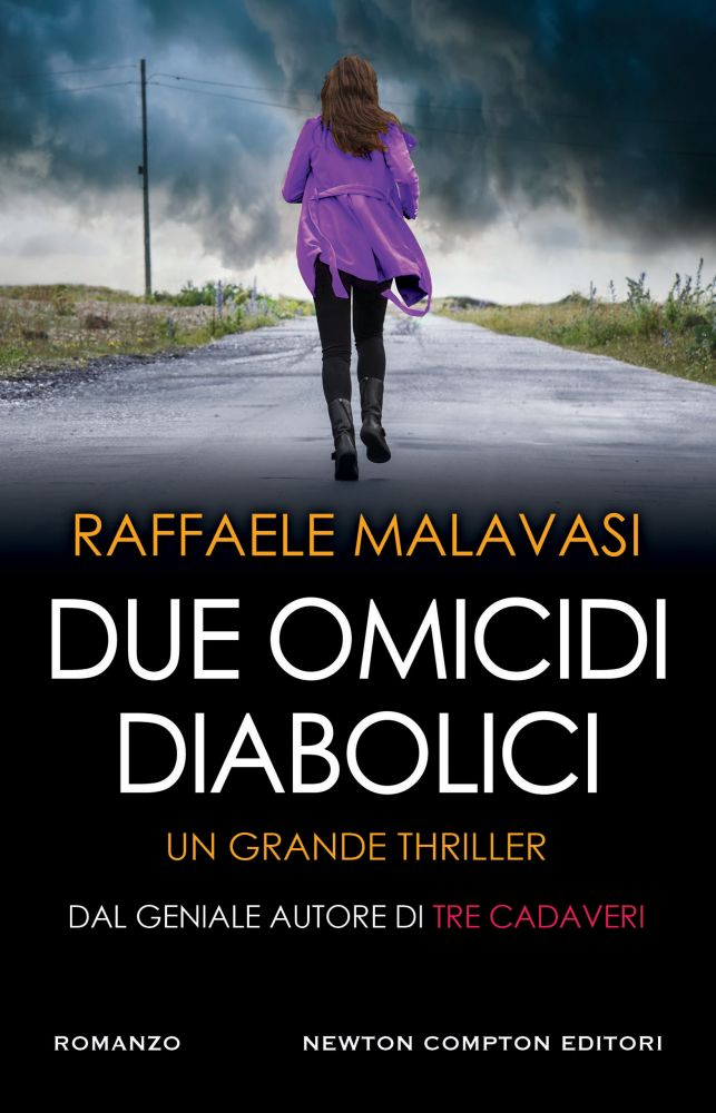 DUE OMICIDI DIABOLICI Book Cover