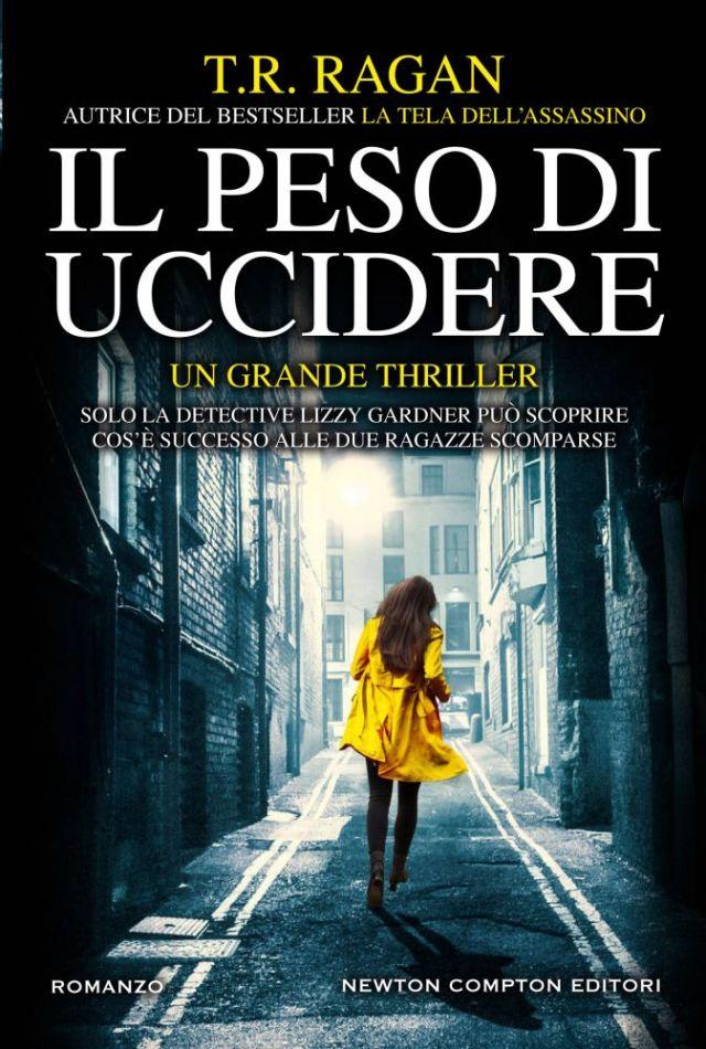 IL PESO DI UCCIDERE Book Cover