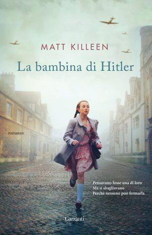 LA BAMBINA DI HITLER Book Cover