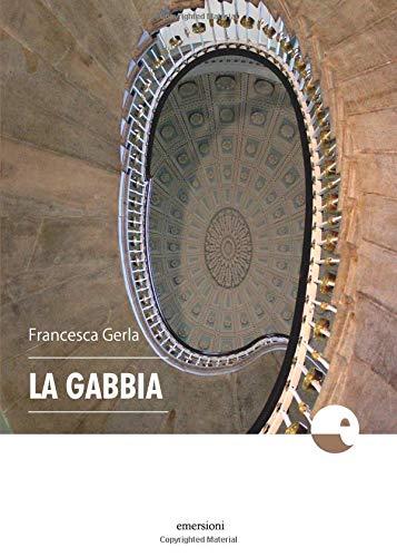 LA GABBIA Book Cover