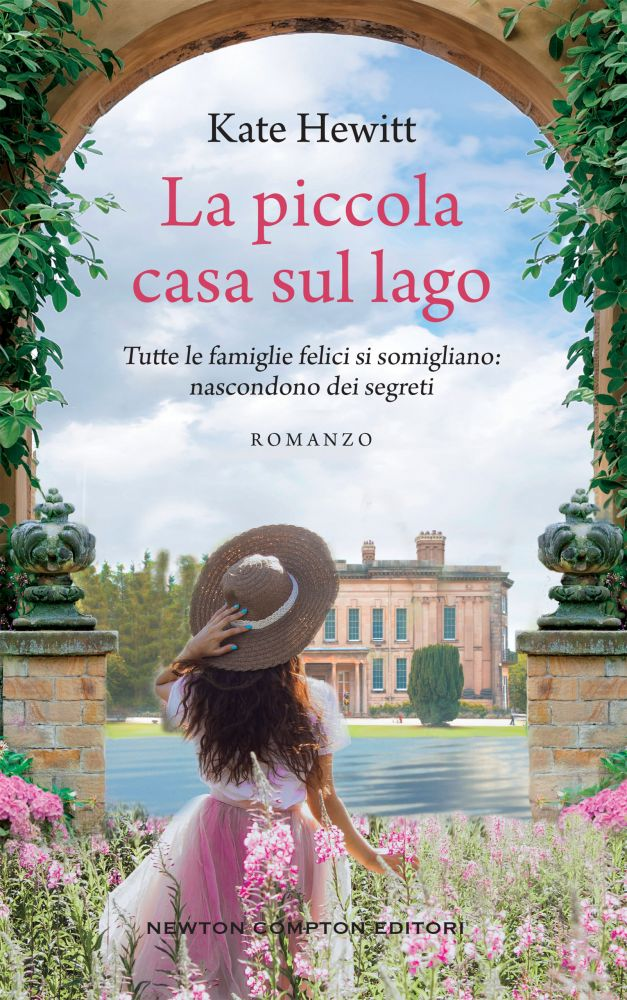 LA PICCOLA CASA SUL LAGO Book Cover