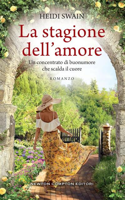 LA STAGIONE DELL'AMORE Book Cover