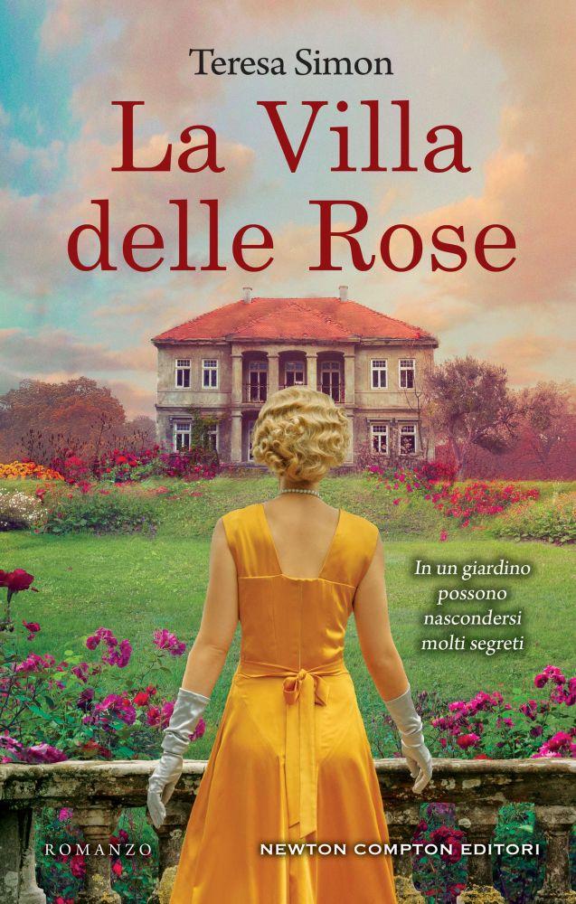 LA VILLA DELLE ROSE Book Cover