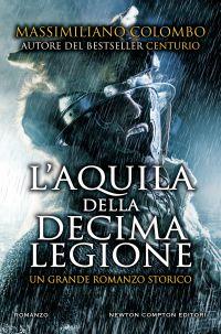 L'AQUILA DELLA DECIMA LEGIONE Book Cover