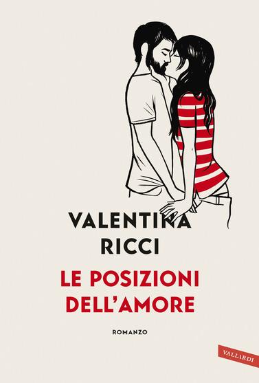 LE POSIZIONI DELL'AMORE Book Cover