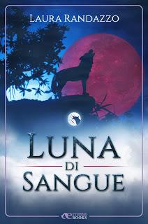 LUNA DI SANGUE Book Cover
