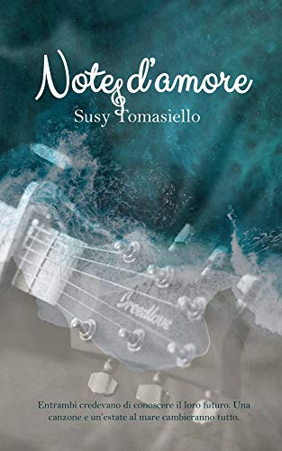 NOTE D'AMORE Book Cover