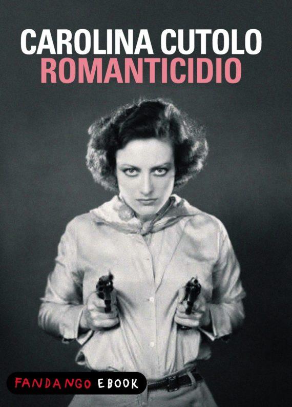 ROMANTICIDIO Book Cover
