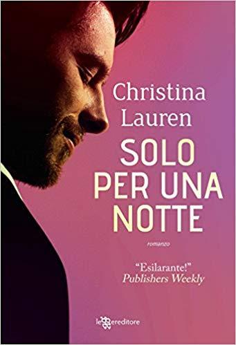 SOLO PER UNA NOTTE Book Cover