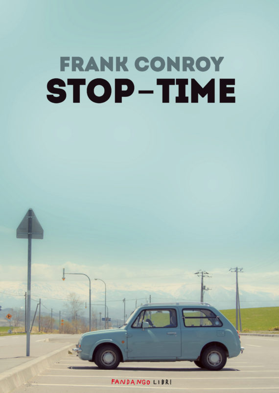 STOP-TIME Book Cover