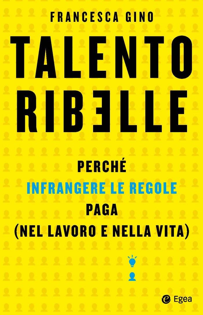 TALENTO RIBELLE Book Cover