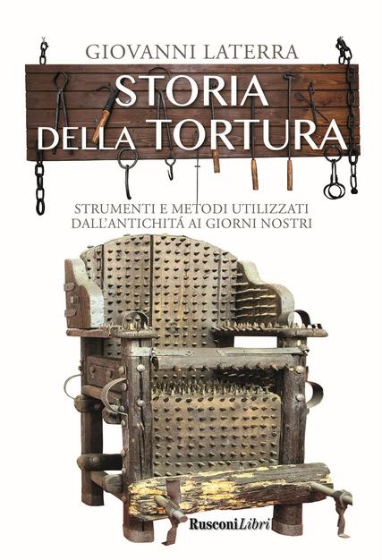 Storia della tortura Book Cover