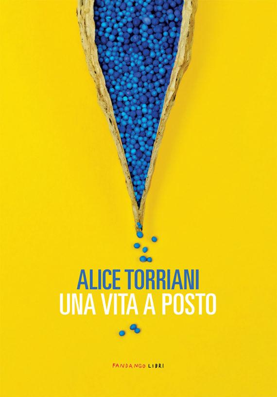UNA VITA A POSTO Book Cover