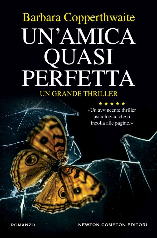 UN'AMICA QUASI PERFETTA Book Cover