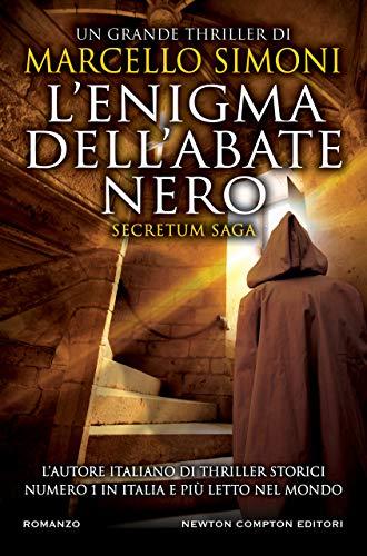 L'ENIGMA DELL'ABATE NERO Book Cover