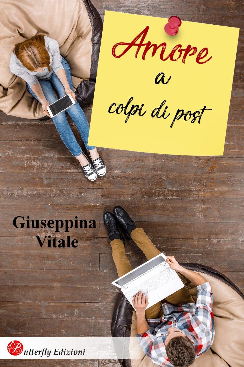 AMORE A COLPI DI POST Book Cover