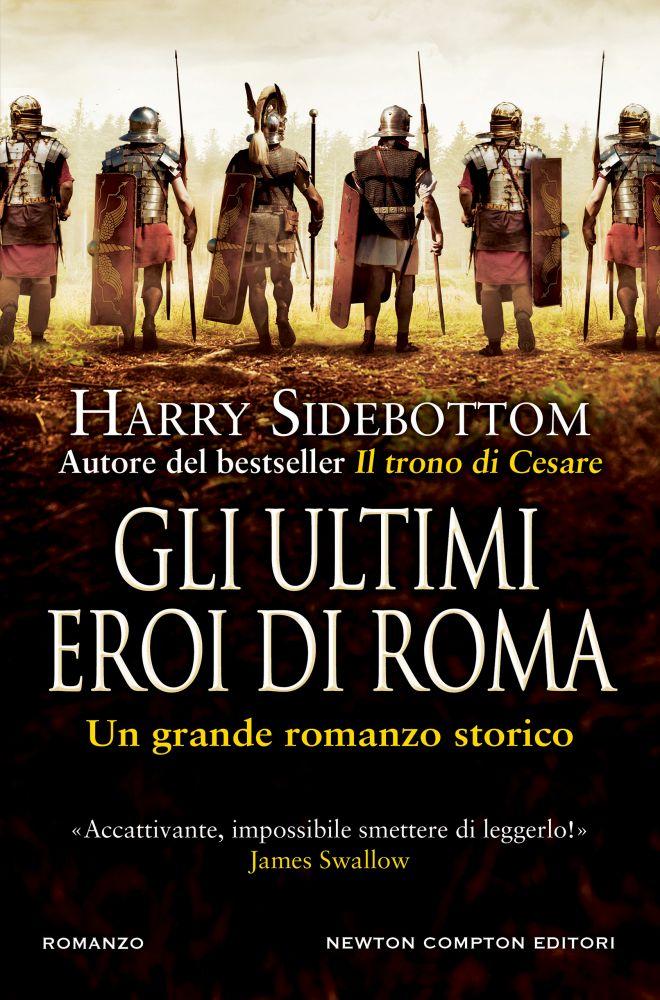 GLI ULTIMI EROI DI ROMA Book Cover