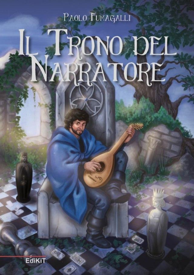 IL TRONO DEL NARRATORE Book Cover