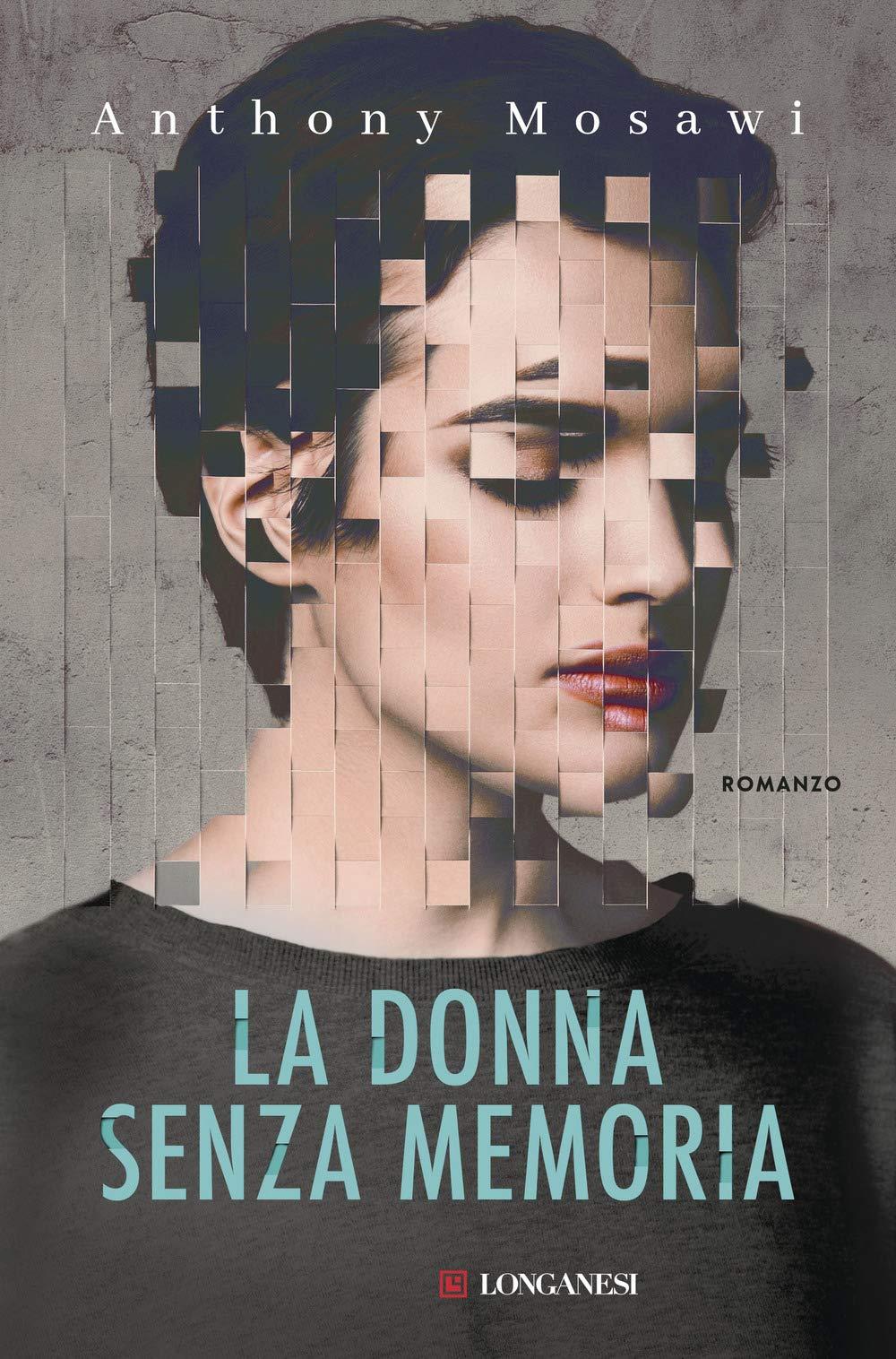 LA DONNA SENZA MEMORIA Book Cover
