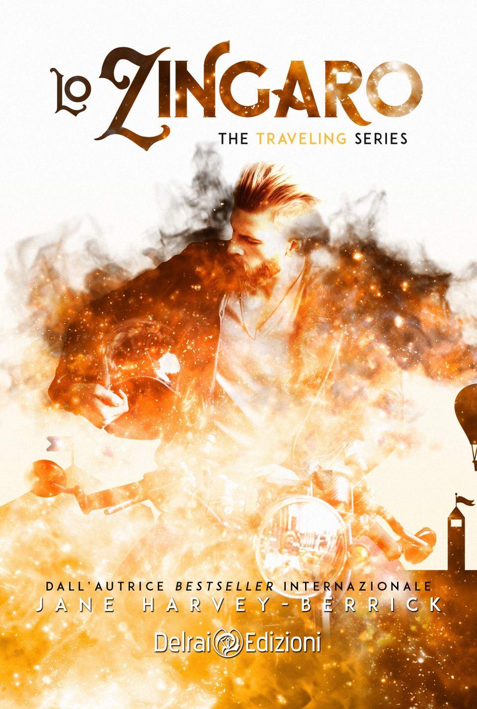 LO ZINGARO Book Cover
