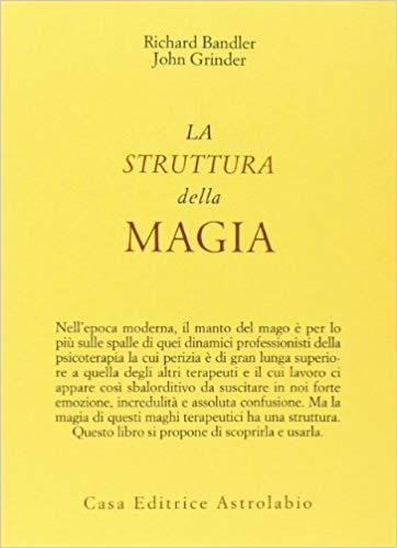 La struttura della magia Book Cover