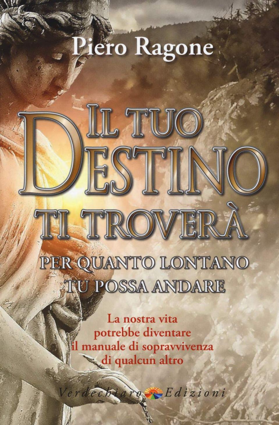 Il tuo destino ti troverà Book Cover