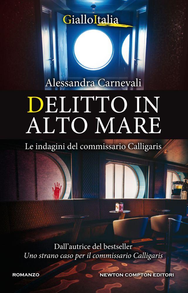 DELITTO IN ALTO MARE Book Cover
