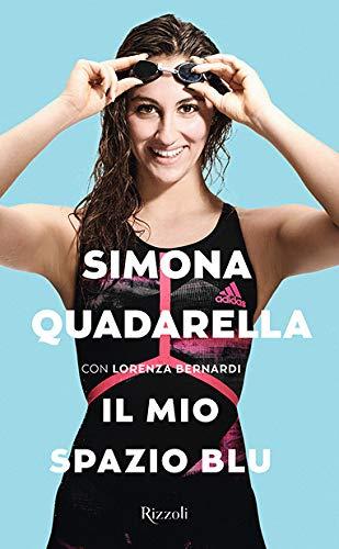 IL MIO SPAZIO BLU Book Cover