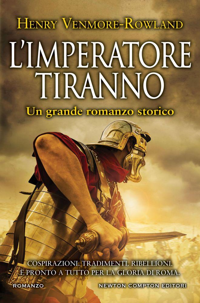 L'IMPERATORE TIRANNO Book Cover
