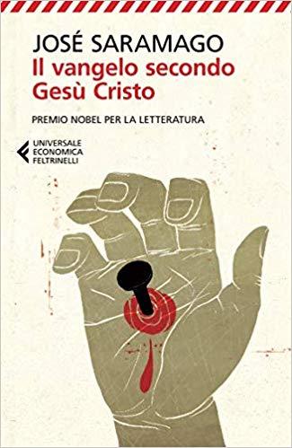 Il vangelo secondo Gesù Cristo Book Cover