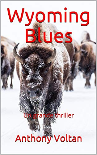 Wyoming Blues Book Cover