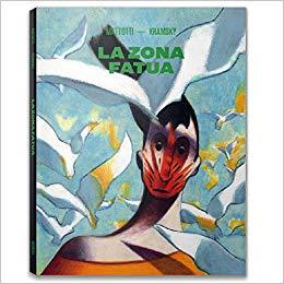 La zona fatua Book Cover