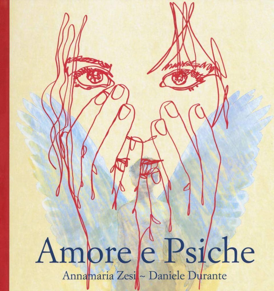 Amore e Psiche Ediz. Illustrata Book Cover
