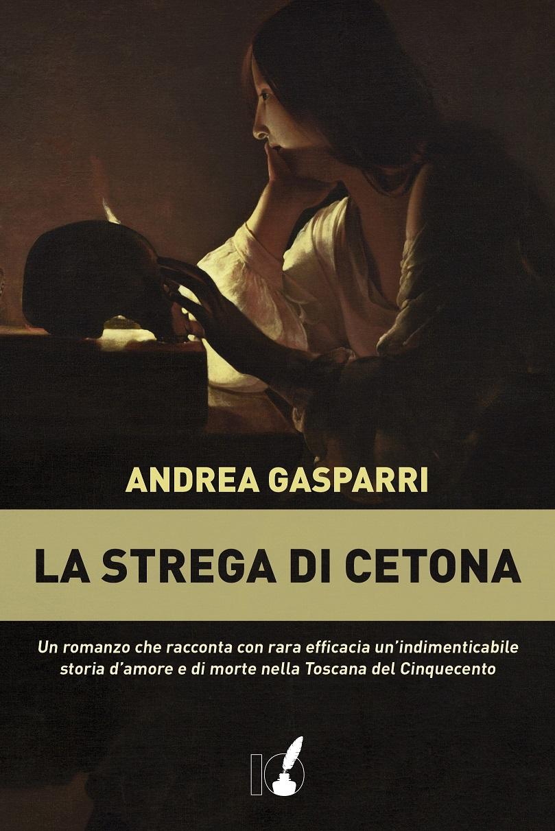 La Strega di Cetona Book Cover