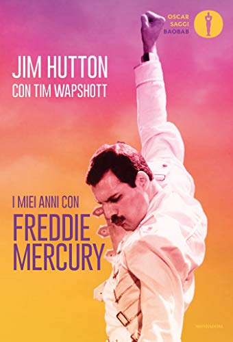 I miei anni con Freddie Mercury Book Cover