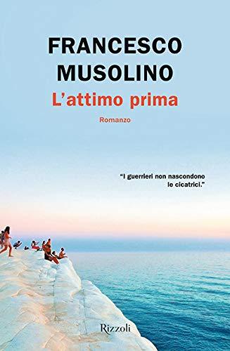 L'attimo prima Book Cover