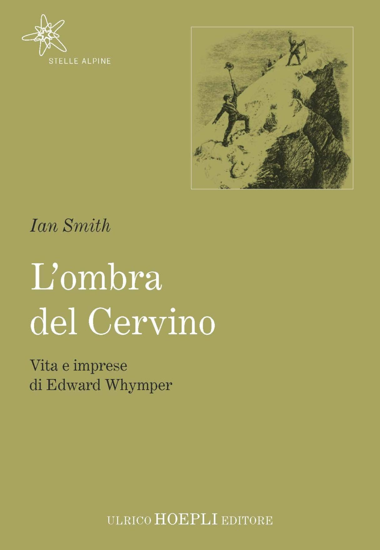 L'ombra del Cervino Book Cover