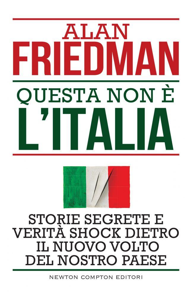 Questa non è l'Italia Book Cover