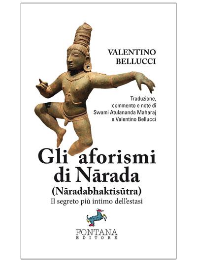 Gli aforismi di Nārada Book Cover
