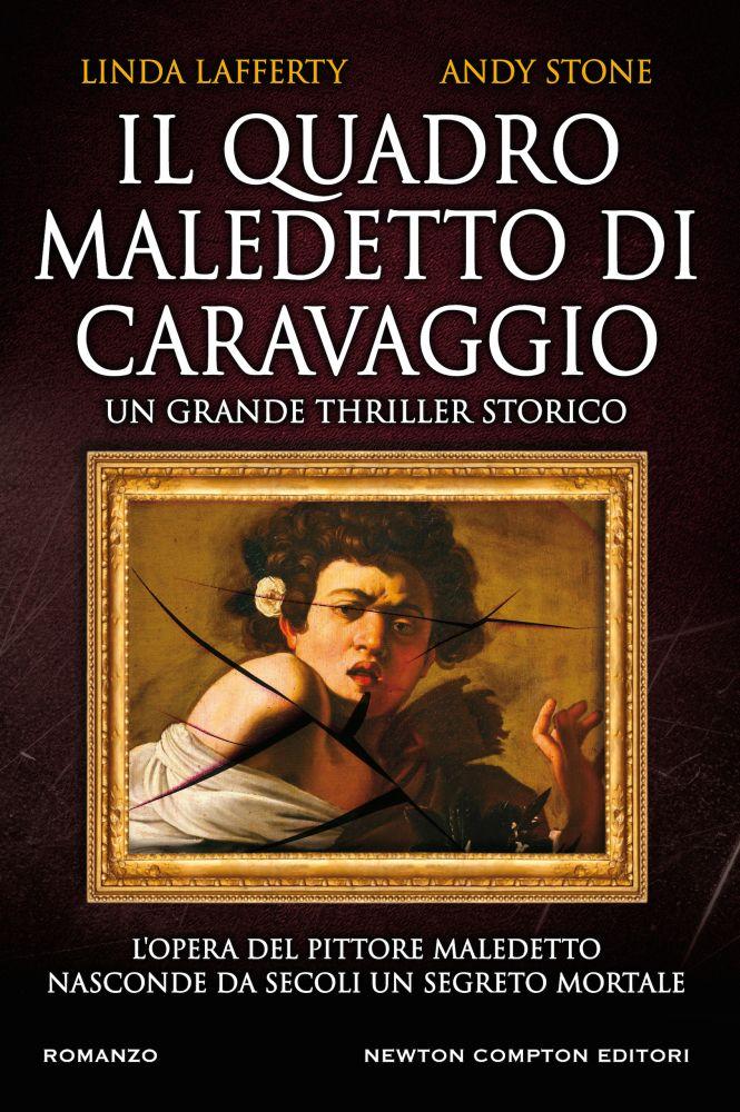 Il quadro maledetto di Caravaggio Book Cover