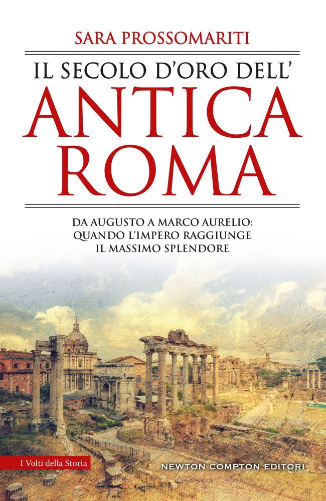 Il secolo d'oro dell'antica Roma Book Cover