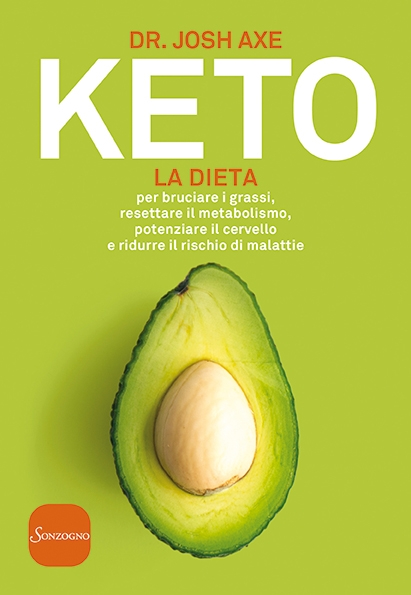 Keto - La dieta Book Cover