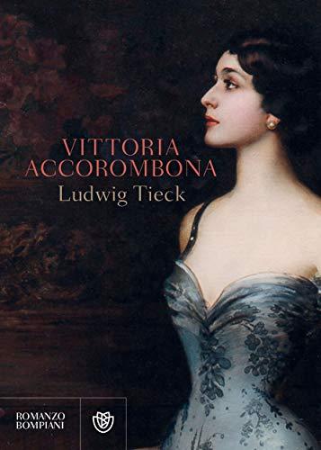 Vittoria Accorombona Book Cover