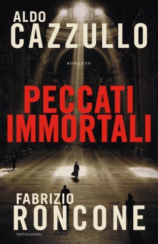 Peccati Immortali Book Cover