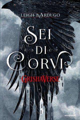 GrishaVerse- Sei di corvi Book Cover